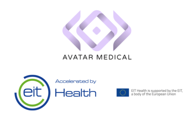 AVATAR MEDICAL™ has been selected to be a part of the EIT Health Accelerator