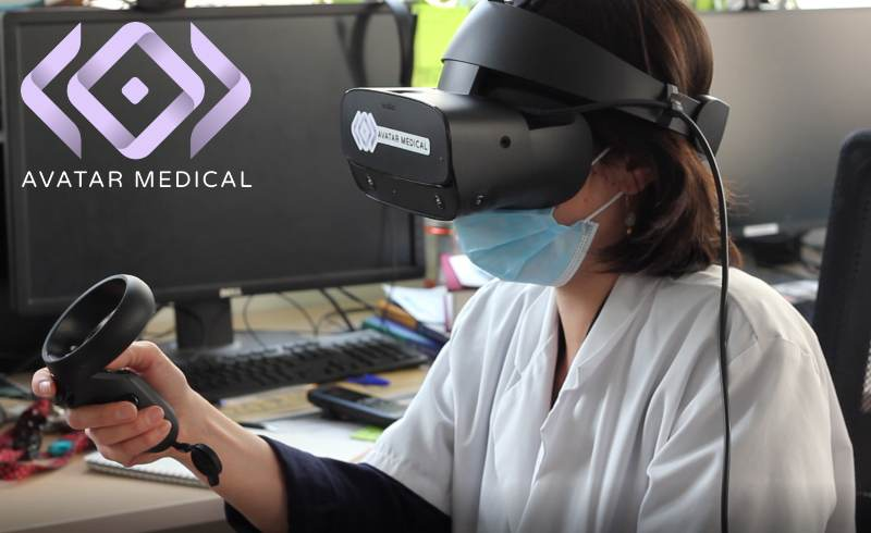 AVATAR MEDICAL™ raises €1.2 million to equip surgeons and radiologists with virtual reality in France and the United States