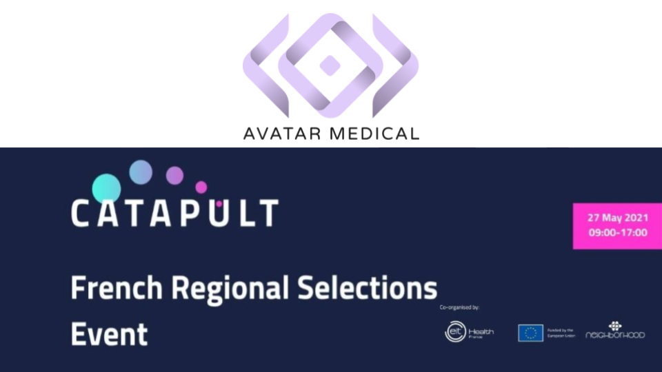 AVATAR MEDICAL™ is selected to present at EIT Health Catapult 2021